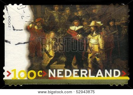 Rembrandt Harmenszoon Van Rijn - The Night Watch