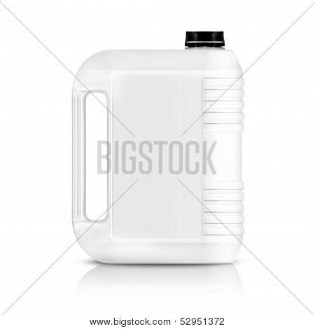 Plastic Gallon