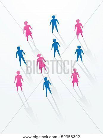 Social Network Life Concepts