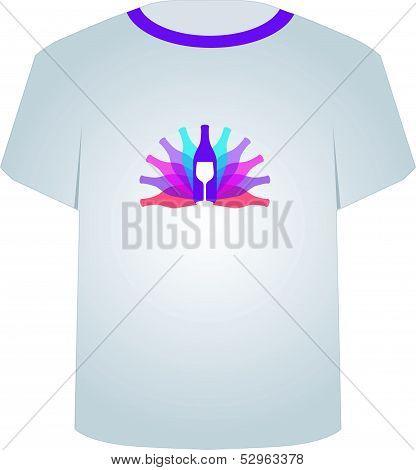 T Shirt Template- Celebration