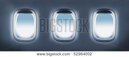 Three Aircraft's Porthole