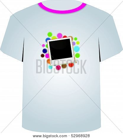 T Shirt Template- Printable tshirt graphic