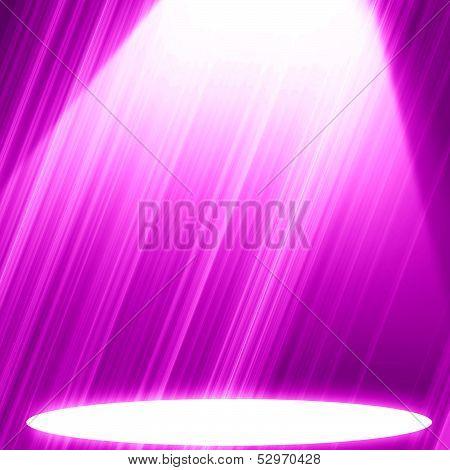 Pink Spotlight