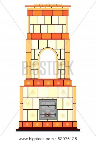 Retro Masonry Heater