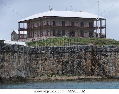 Bermuda Maritime Museum & Commissioner's House