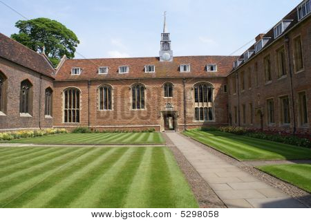 Court Of Magdalene College