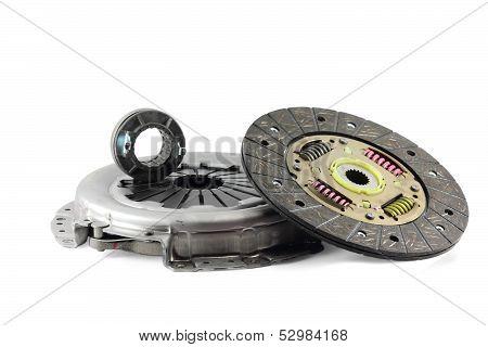 Auto Parts Clutch Mechanism