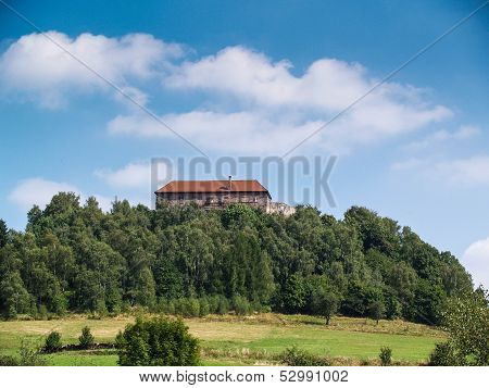 Pecka Castle, Czech Republic