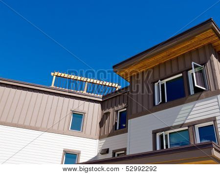 Building Exterior Upper Storey