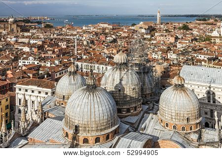 High View Of Venice