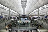 Hong Kong International Airport Terminal 1