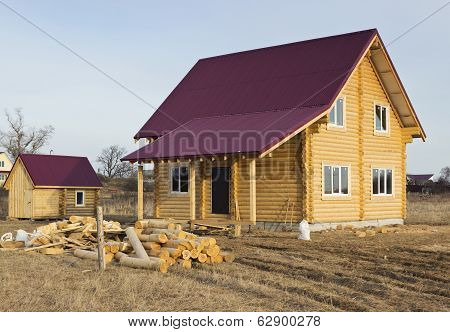 A Small Wooden House