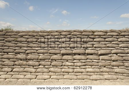 Trenches Of Death World War One Flanders Belgium