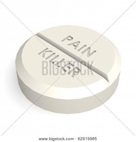 Pill Tablet Pain Killer