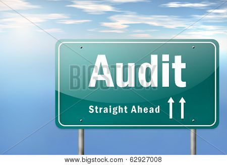 Highway Signpost Audit