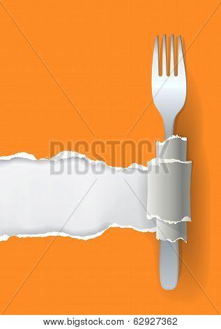 Menu restaurant background