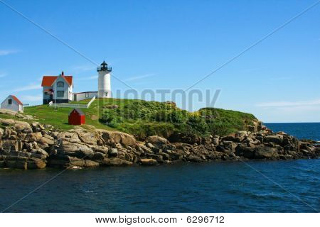 Nubble lighthouse Maine