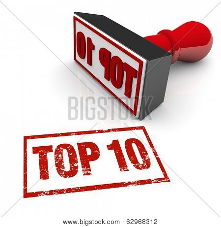 Top 10 Stamp Ten Best Score Approval Review