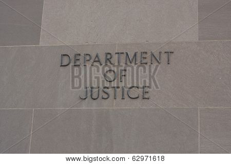United States Department Of Justice Building
