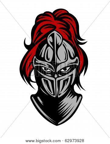 Medieval Dark Knight