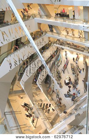 Myer Melbourne department store