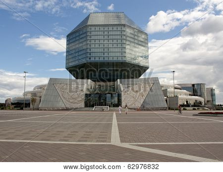 National Library of Belarus