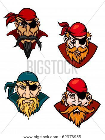 Old Danger Pirates
