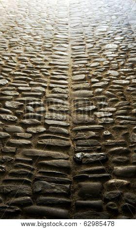 ancient stones path