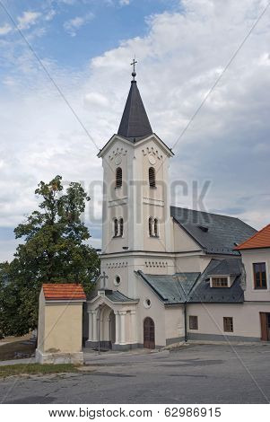 Church Of The Assumption, Nitra