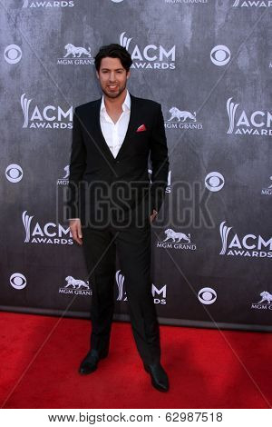 LAS VEGAS - APR 6:  Austin Webb at the 2014 Academy of Country Music Awards - Arrivals at MGM Grand Garden Arena on April 6, 2014 in Las Vegas, NV