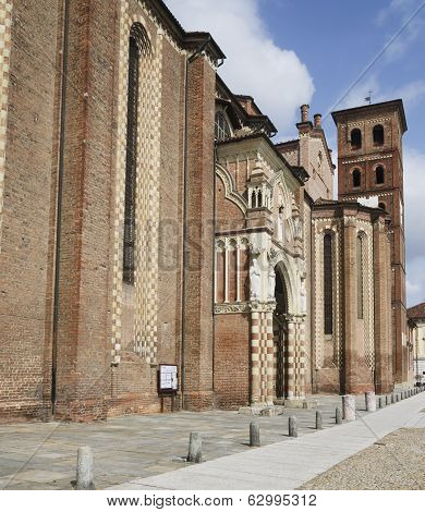 Cathedral Of Asti, South Side