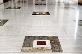 Marble Floor Grand Sultan Qaboos Mosque
