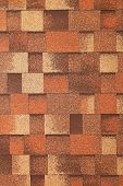 picture of shingle  - New roof shingles material for modern home - JPG