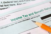 Filling in canadian individual tax form for year 2013