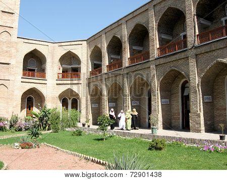 Tashkent The Kukeldash Madrassah 2007