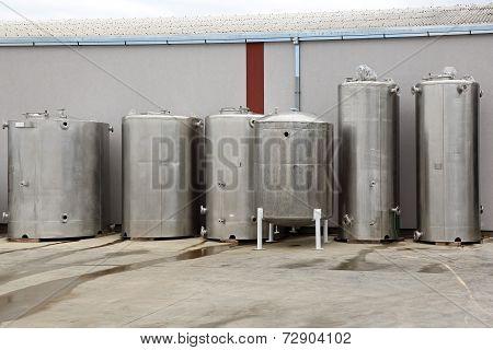 Silo Tanks