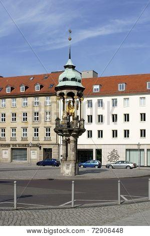 Old Market Magdeburg