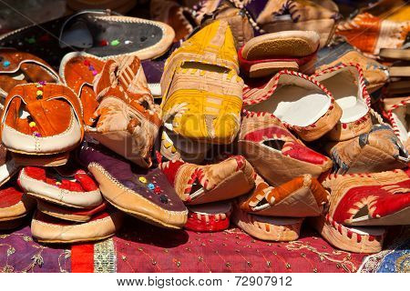 Loads Of Leather Slippers