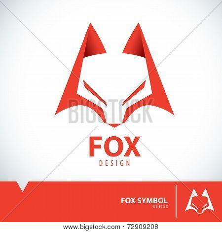 Fox Symbol Icon
