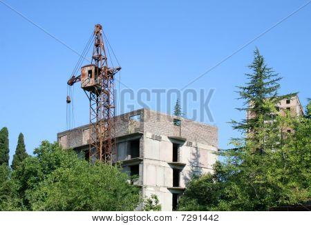 A forgotten building