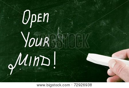 Open Your Mind!