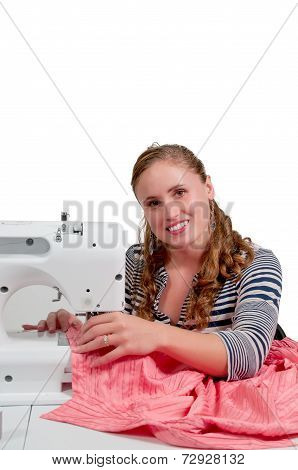 Woman Seamstress