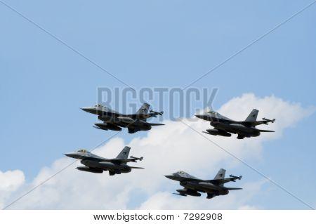 Italian F-16's