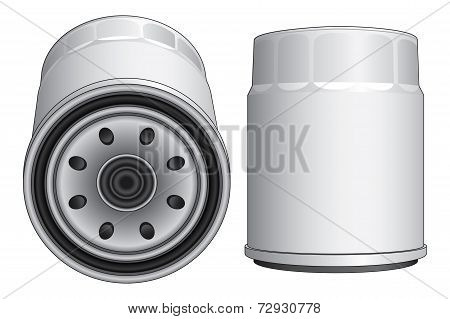 Oil Filter-Automobile