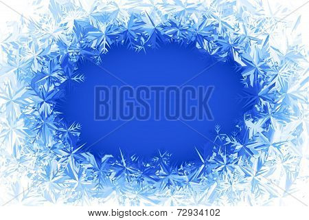 Vector frost frame