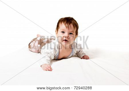 Little Baby Crawling