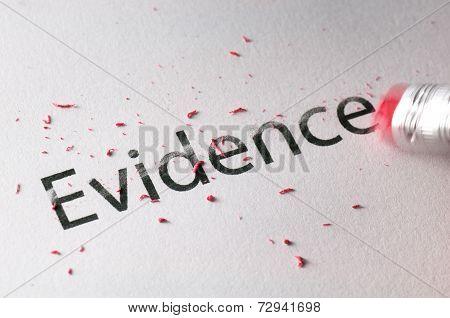 Erasing Evidence