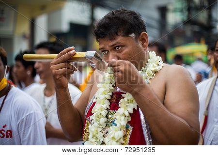 Phuket Vegetarian Festival 2014