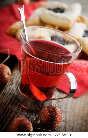 Hot Christmas Drink