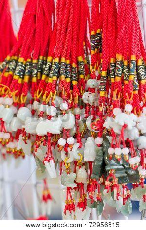 Chinese Amulet.